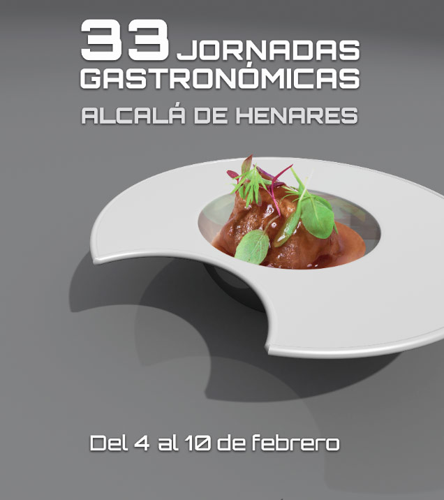 33 jornadas gastronómicas Alcalá de Henares